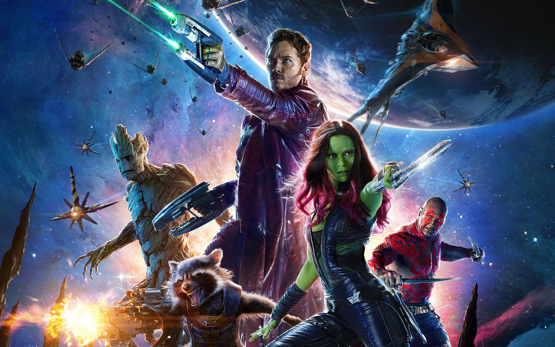 Guardians Of The Galaxy Wallpapers Top Free Guardians Of