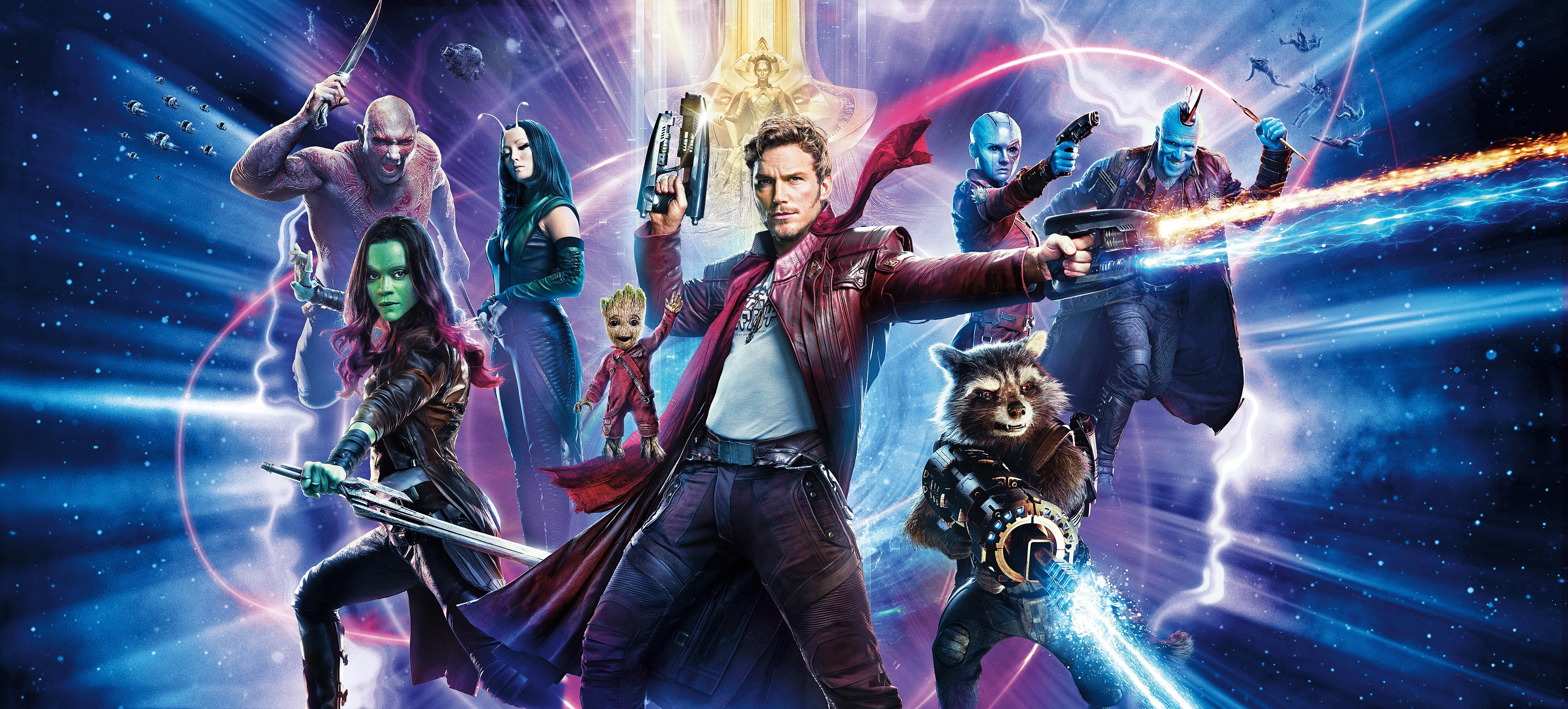 Guardians Of The Galaxy Wallpapers Top Free Guardians Of The Galaxy Backgrounds Wallpaperaccess