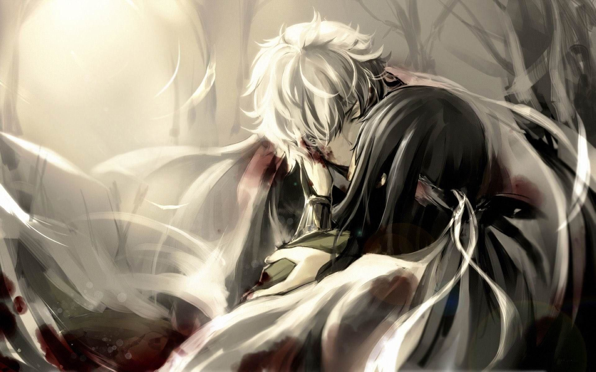 Romantic Horror Anime Wallpapers Top Free Romantic Horror Anime Backgrounds Wallpaperaccess