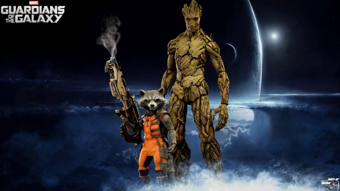 1191x670 Guardians Of The Galaxy Rocket Wallpaper By Masteroffunny On DeviantArt