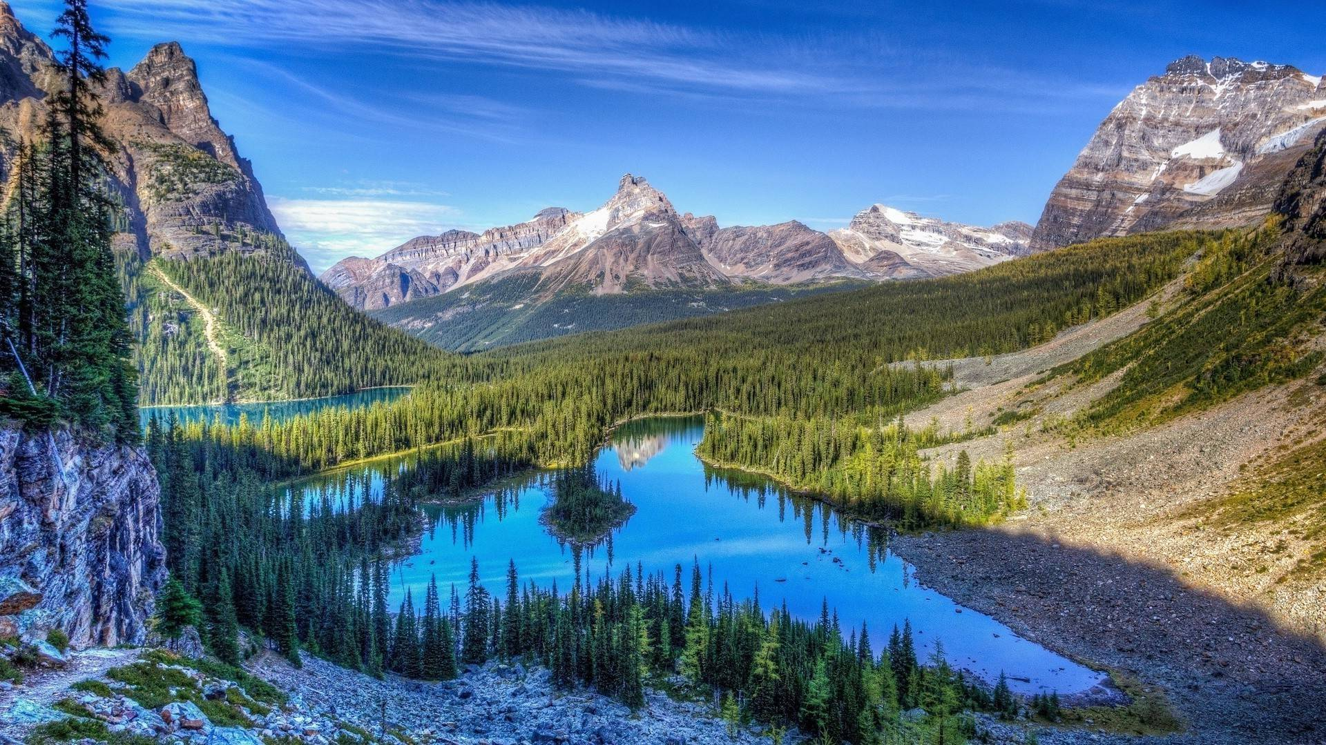 Rocky Mountains Wallpapers - Top Free