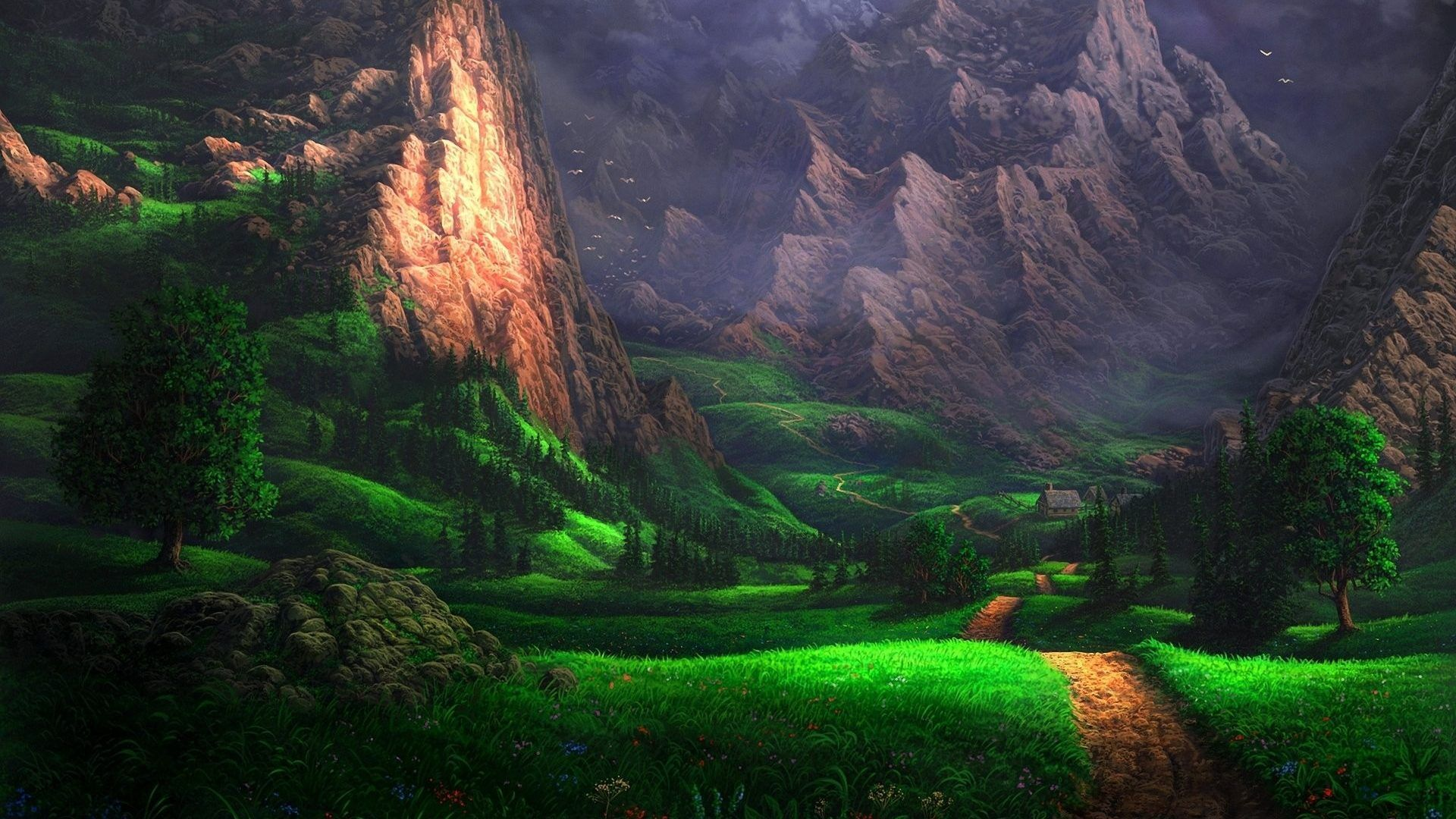 1080p Mountain Wallpapers Top Free 1080p Mountain