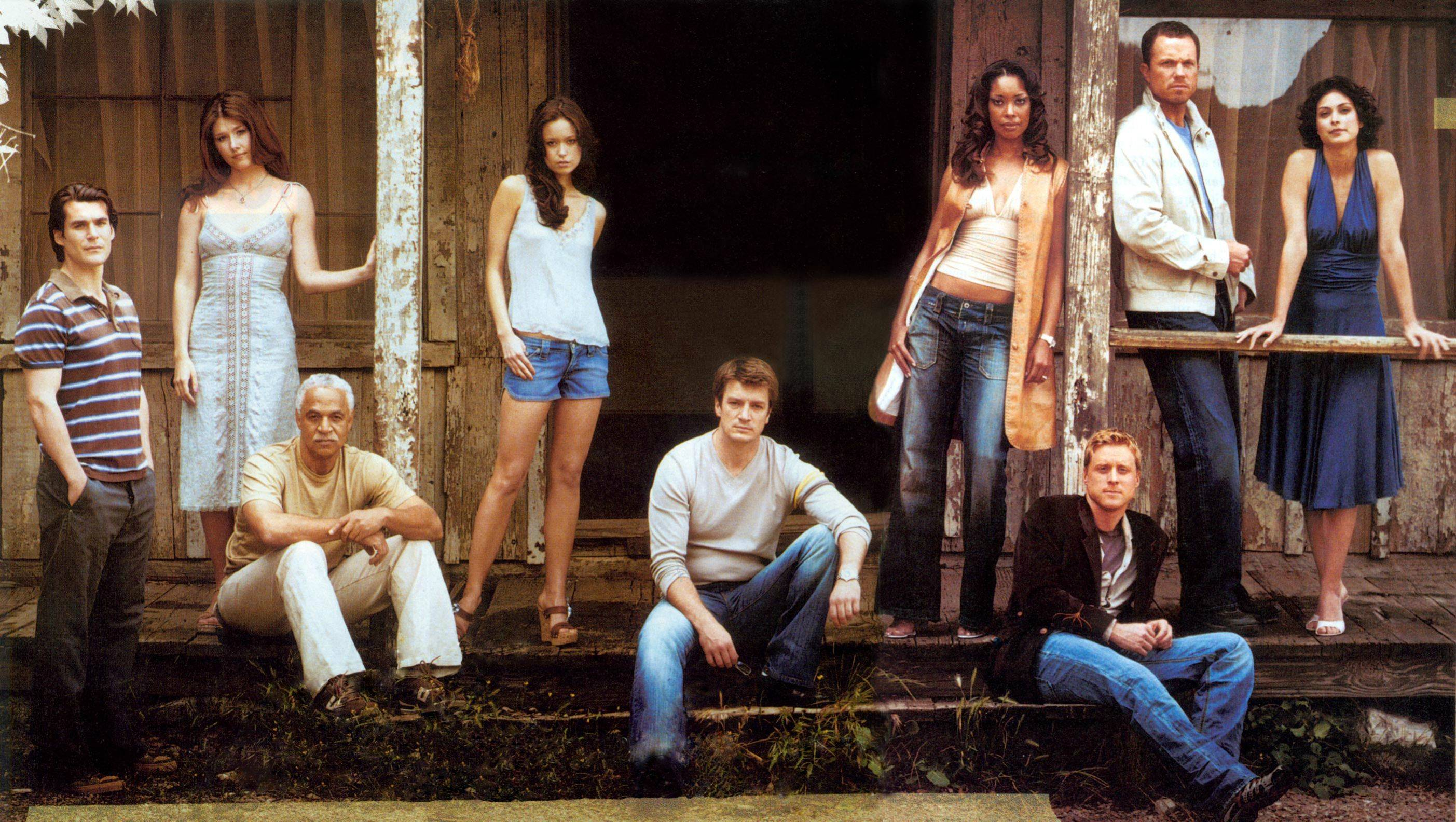 TV Show Firefly Wallpapers - Top Free TV Show Firefly
