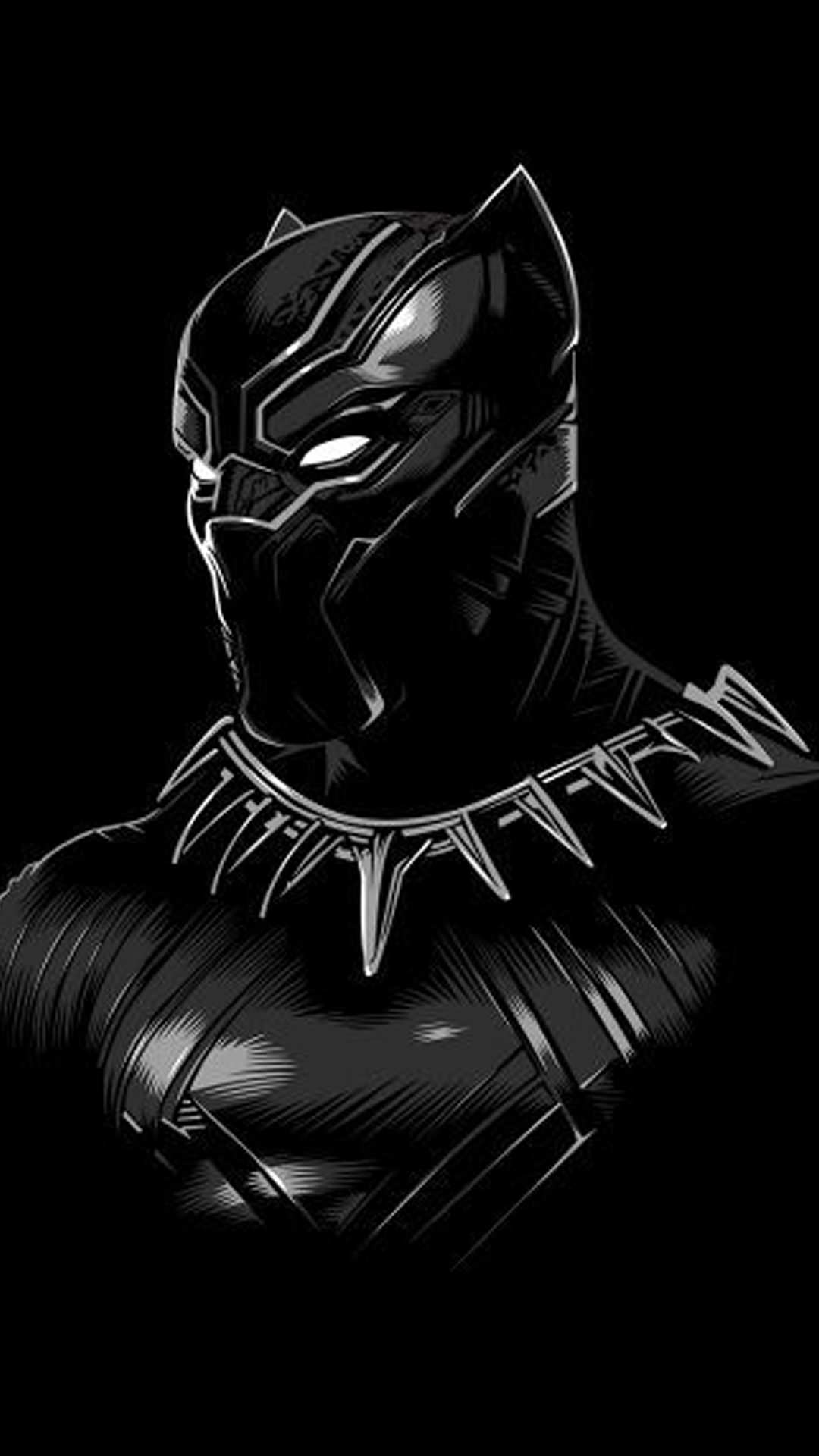 Iphone Wallpaper Hd Black Panther