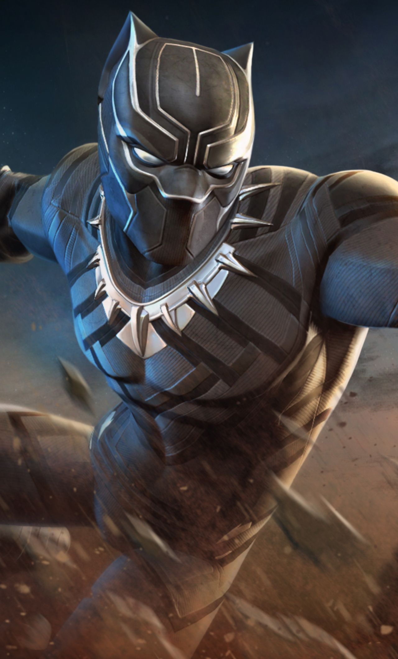Black Panther Iphone Wallpapers Top Free Black Panther