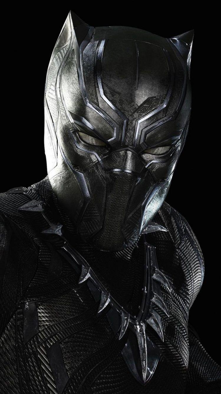 Black Panther Iphone Wallpapers Top Free Black Panther