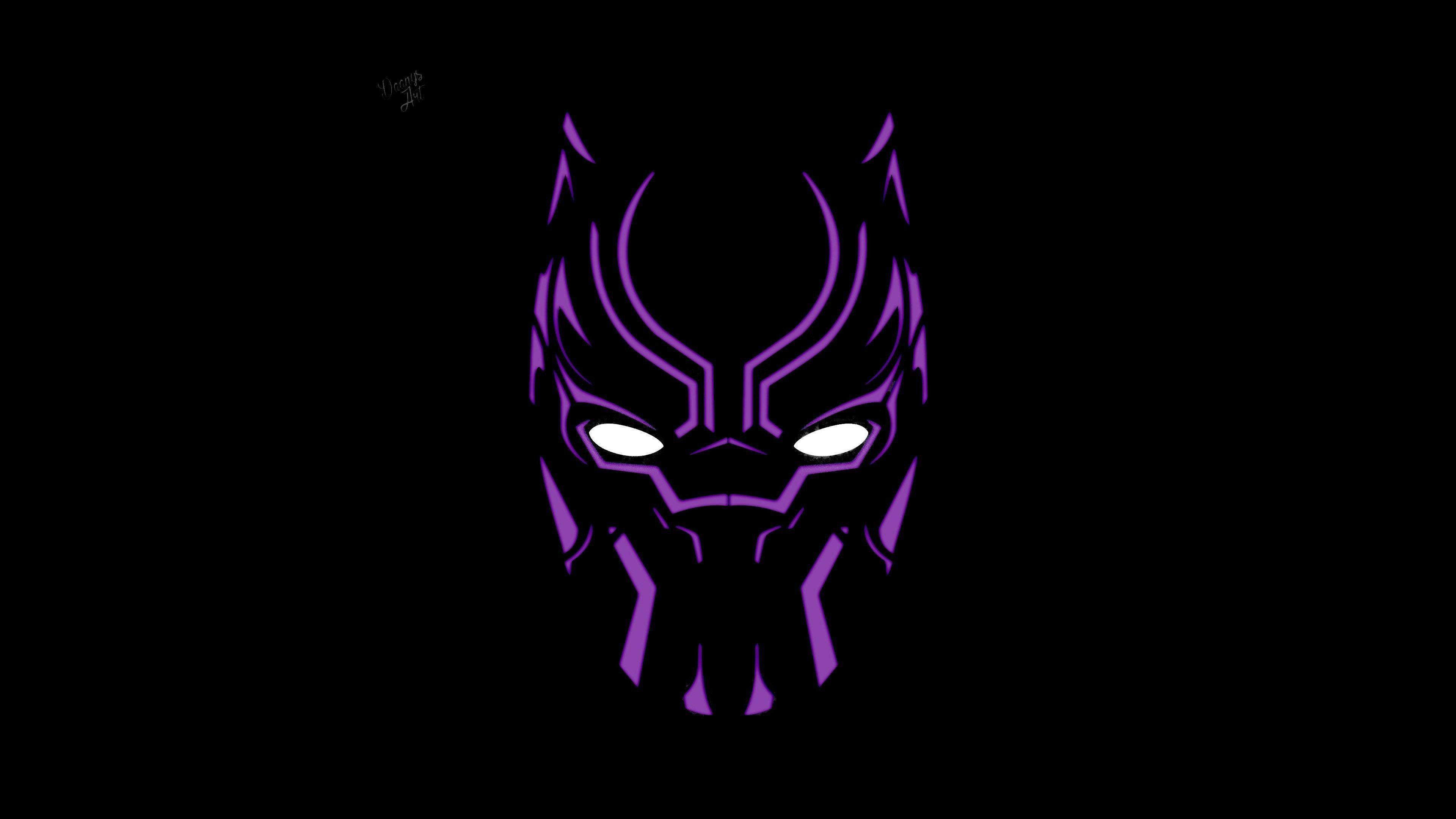 Black Panther Iphone Wallpapers Top Free Black Panther Iphone Backgrounds Wallpaperaccess