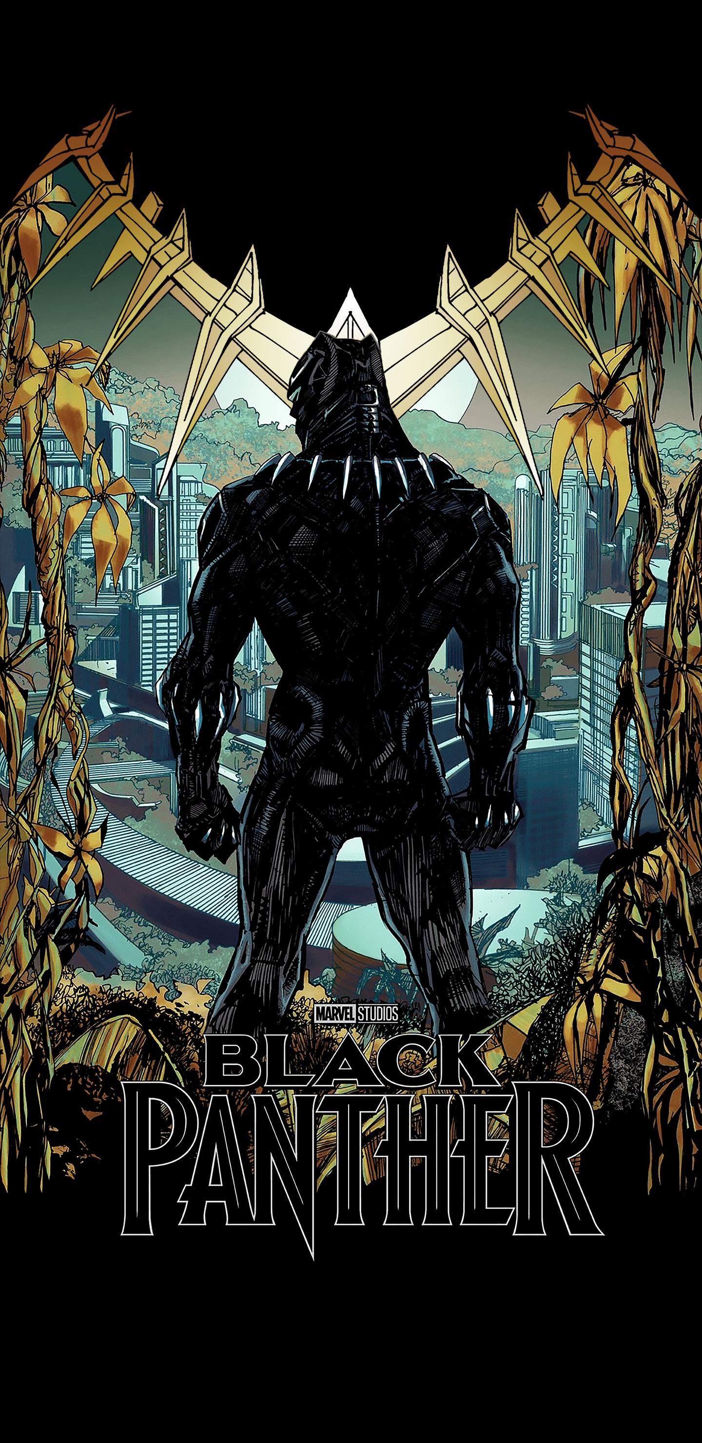 Black Panther iPhone Wallpapers - Top Free Black Panther