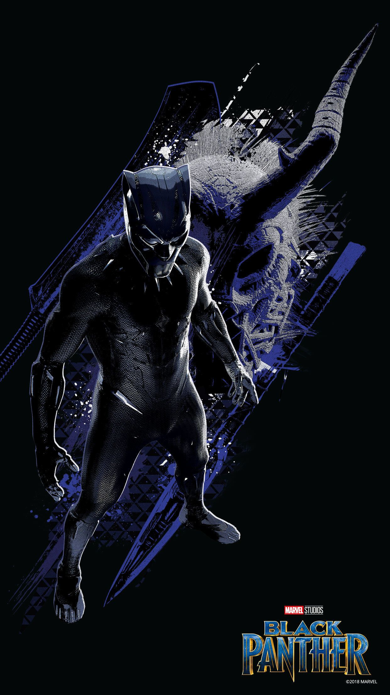 Black Panther Hero Wallpapers - Top Free Black Panther ...