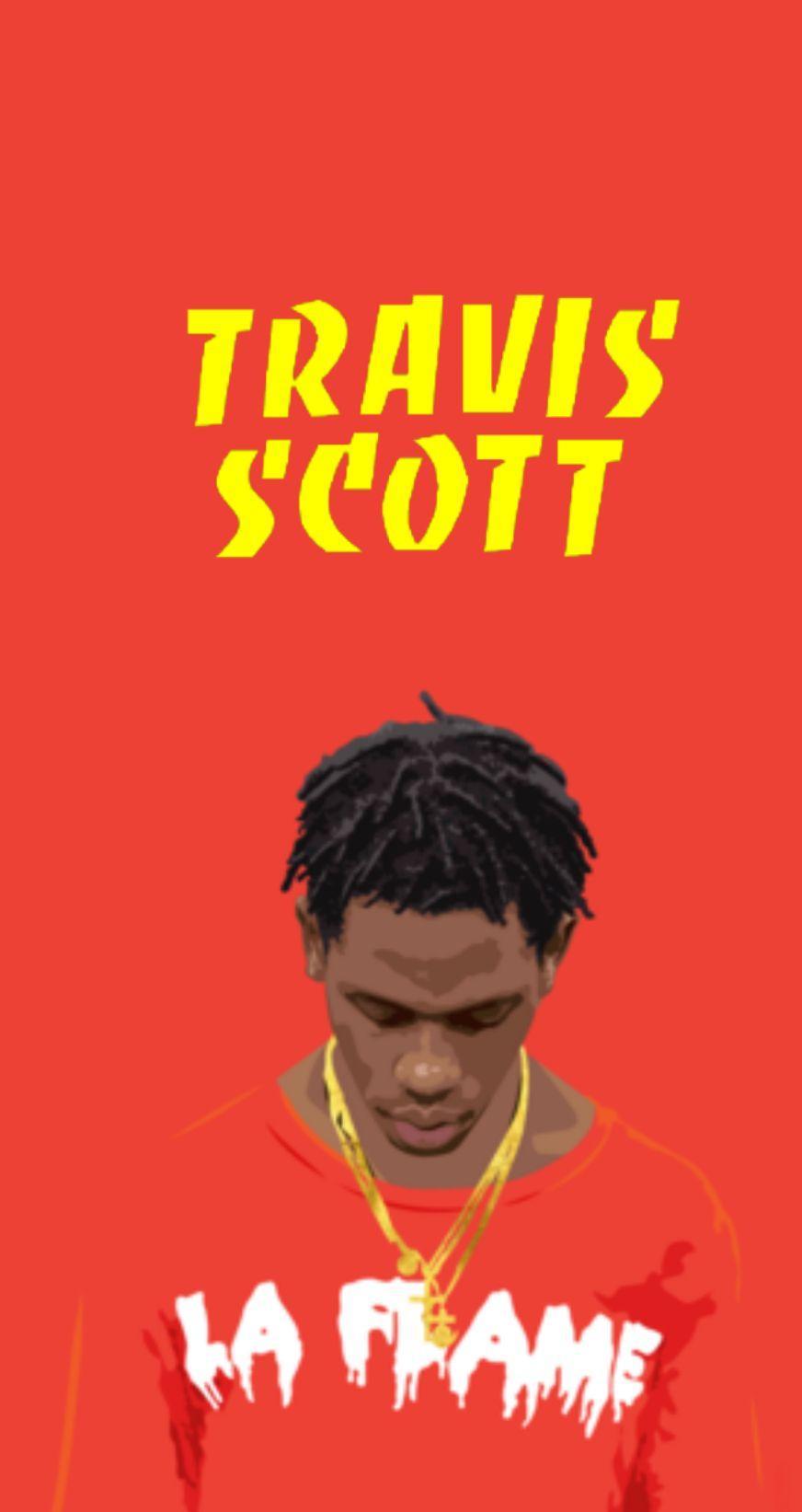 353ccf8b60ee Travis Scott LA Flame Wallpapers - Top Free Travis Scott LA Flame ...