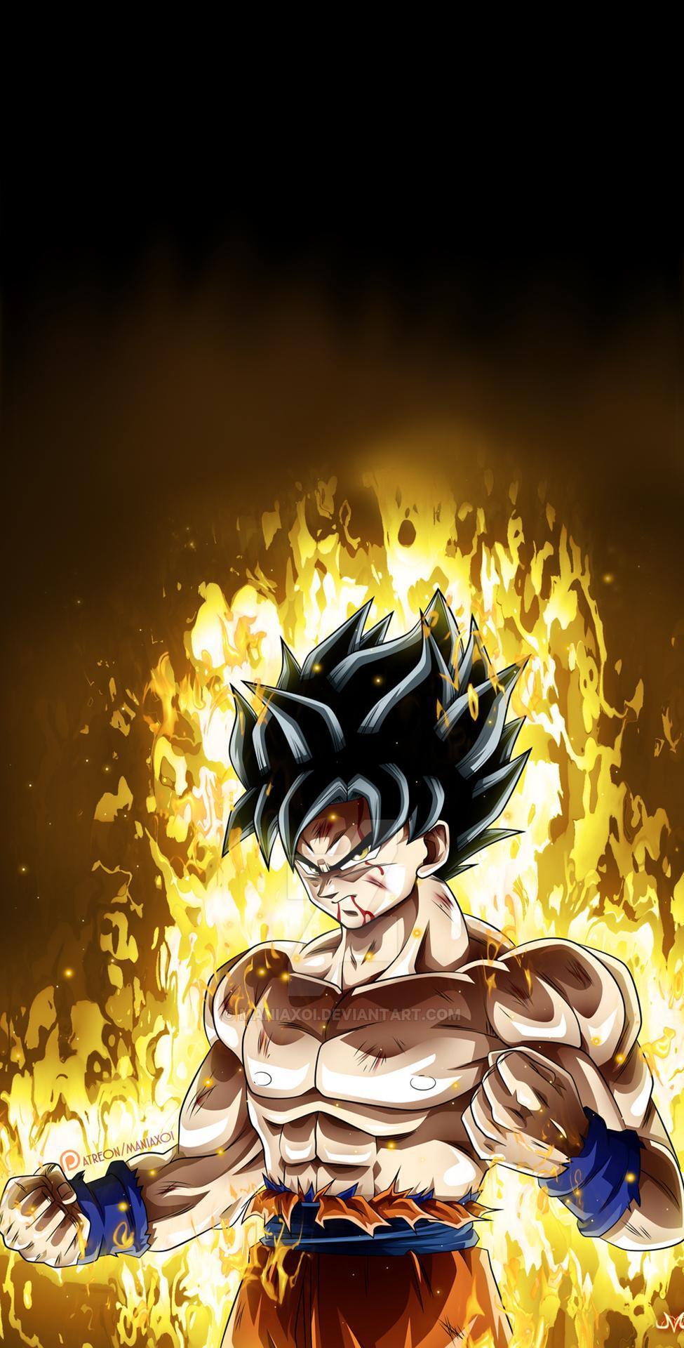 All goku forms ultra instinct wallpapers top free all goku forms ultra instinct backgrounds - Goku kamehameha live wallpaper ...