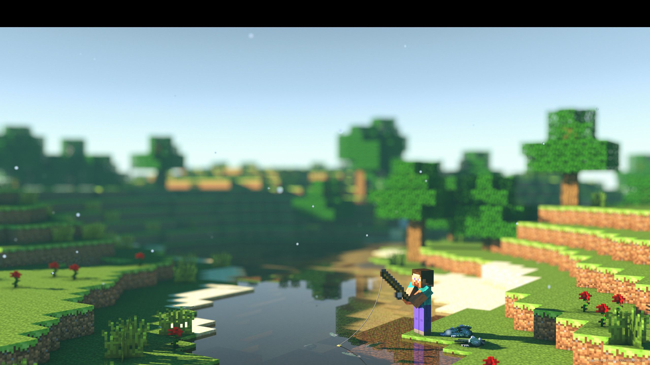 2560x1440 Minecraft Wallpapers Top Free 2560x1440 Minecraft Backgrounds Wallpaperaccess