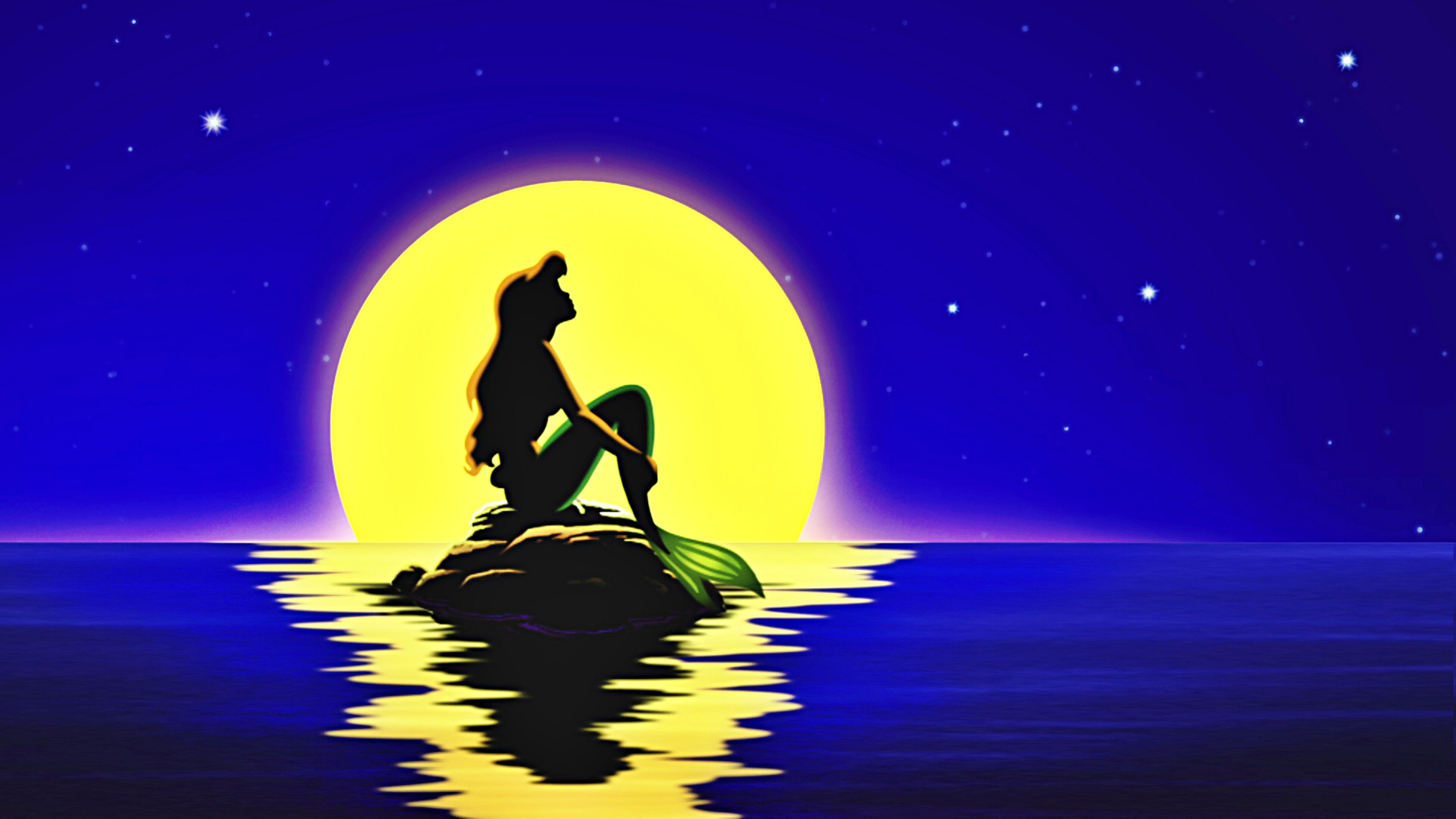 Little Mermaid Wallpapers Top Free Little Mermaid Backgrounds