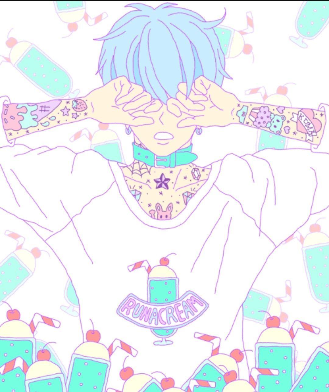 Cute Anime Wallpapers: Kawaii Aesthetic Wallpapers