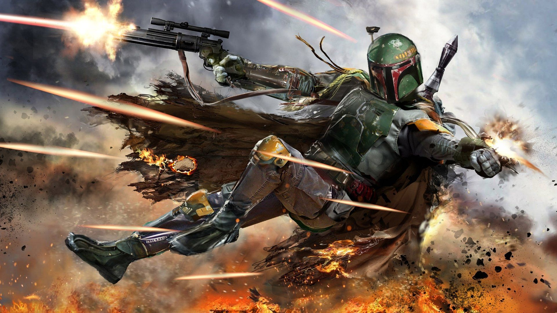 Star Wars Boba Fett Wallpapers Top Free Star Wars Boba Fett Backgrounds Wallpaperaccess