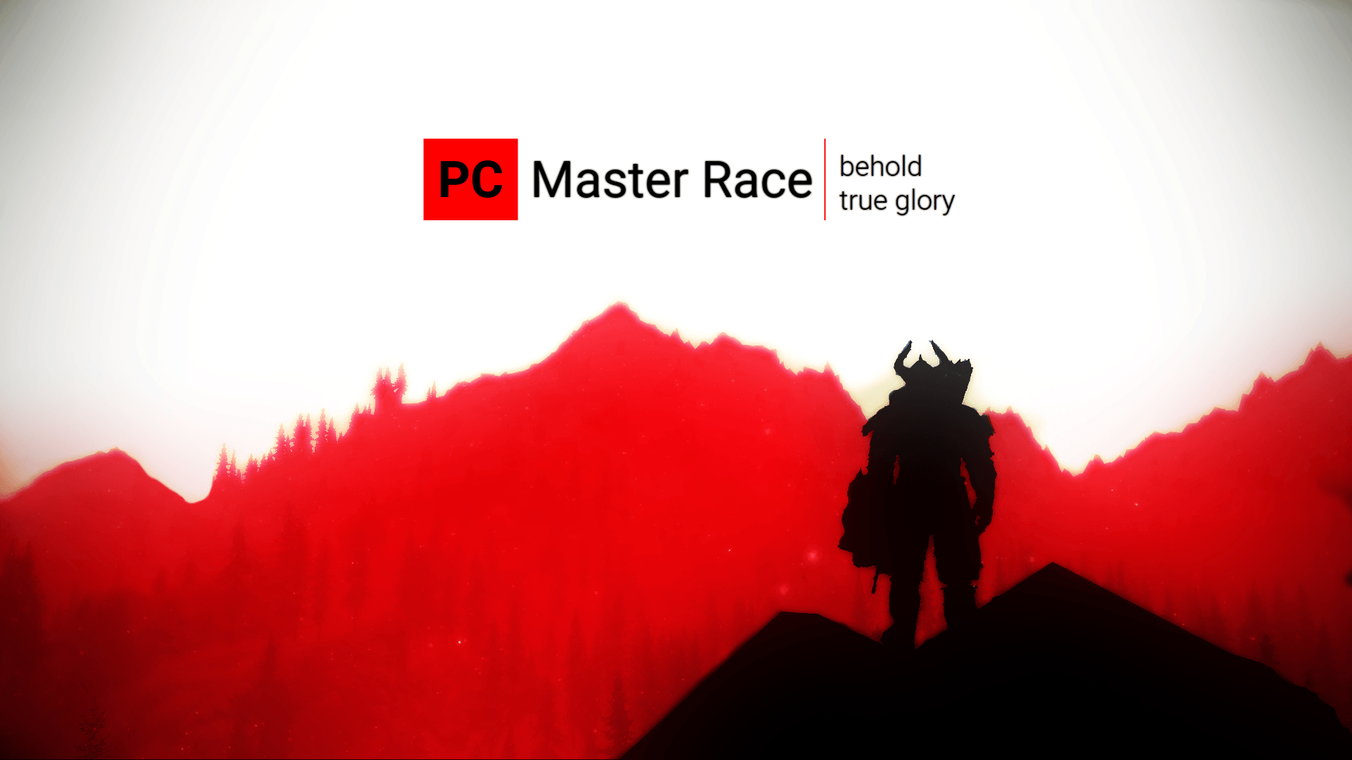 Red Pc Gaming Master Race Wallpapers Top Free Red Pc Gaming