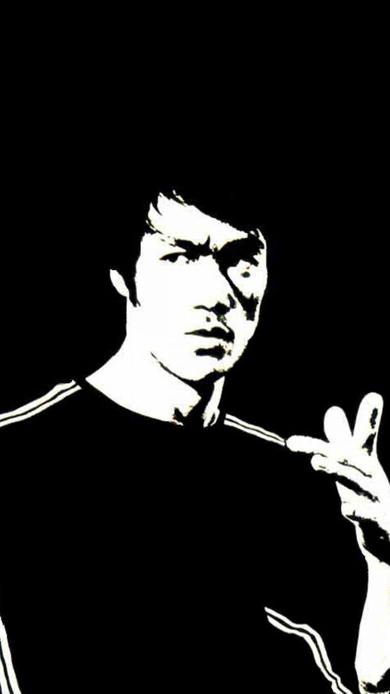 Bruce Lee Iphone Wallpapers Top Free Bruce Lee Iphone