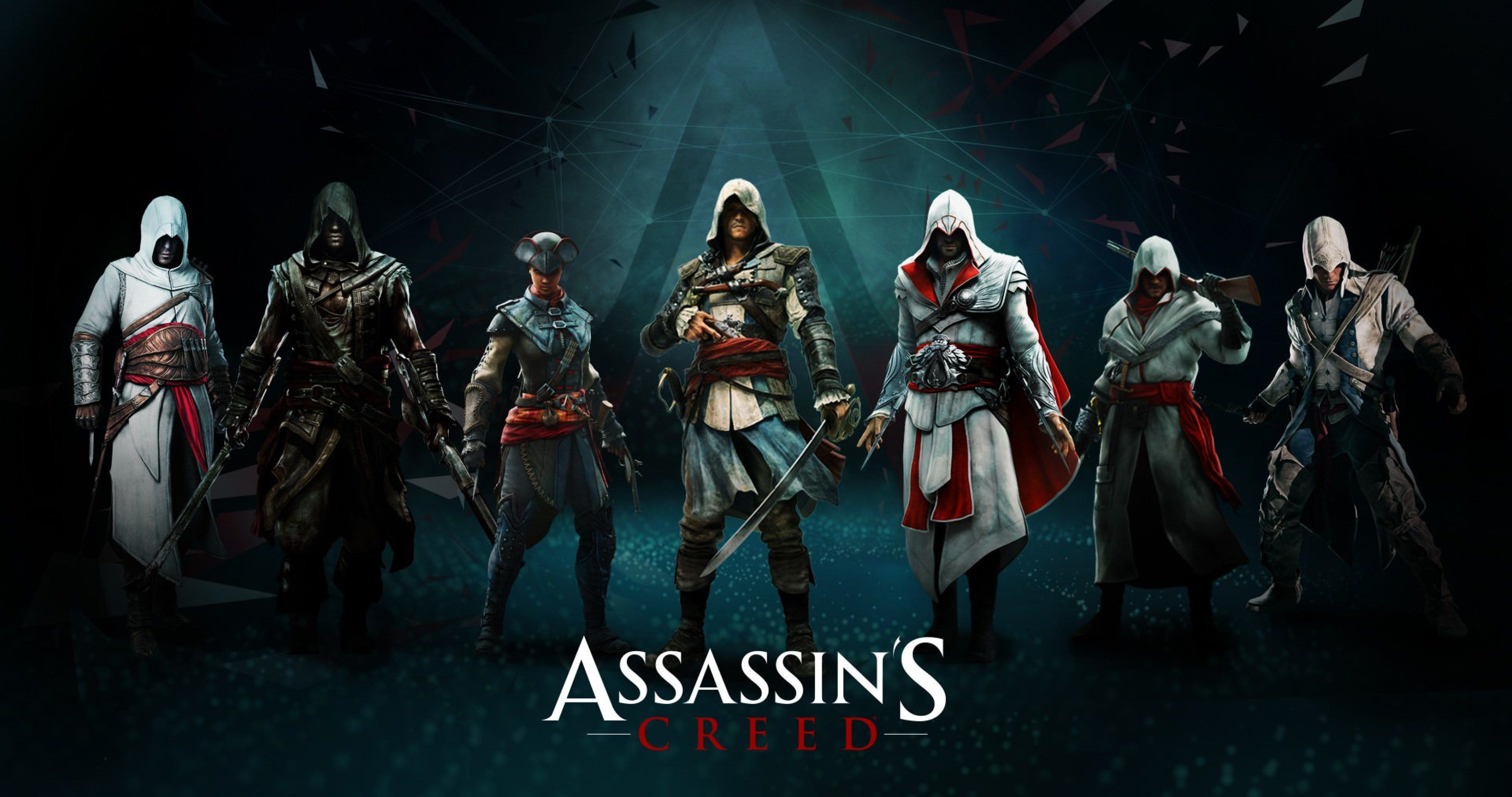Assassin S Creed Laptop Wallpapers Top Free Assassin S Creed Laptop Backgrounds Wallpaperaccess