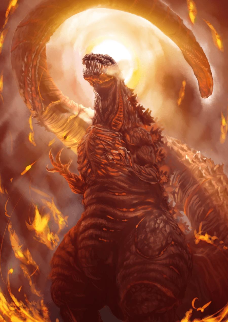 Godzilla Phone Wallpapers - Top Free Godzilla Phone ...