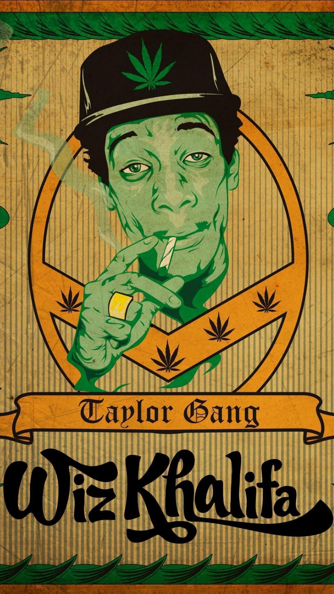 Wiz Khalifa Cartoon Pop Art Wallpapers - Top Free Wiz ...