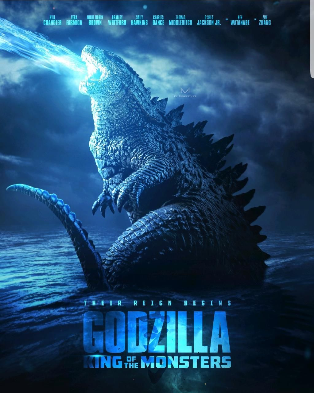 Review Godzilla King Of The Monsters 2019 Dir Michael
