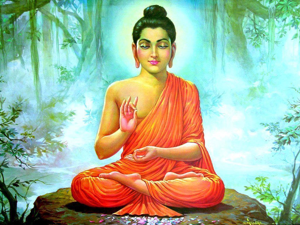 Gautam Buddha Wallpapers Top Free Gautam Buddha Backgrounds Wallpaperaccess