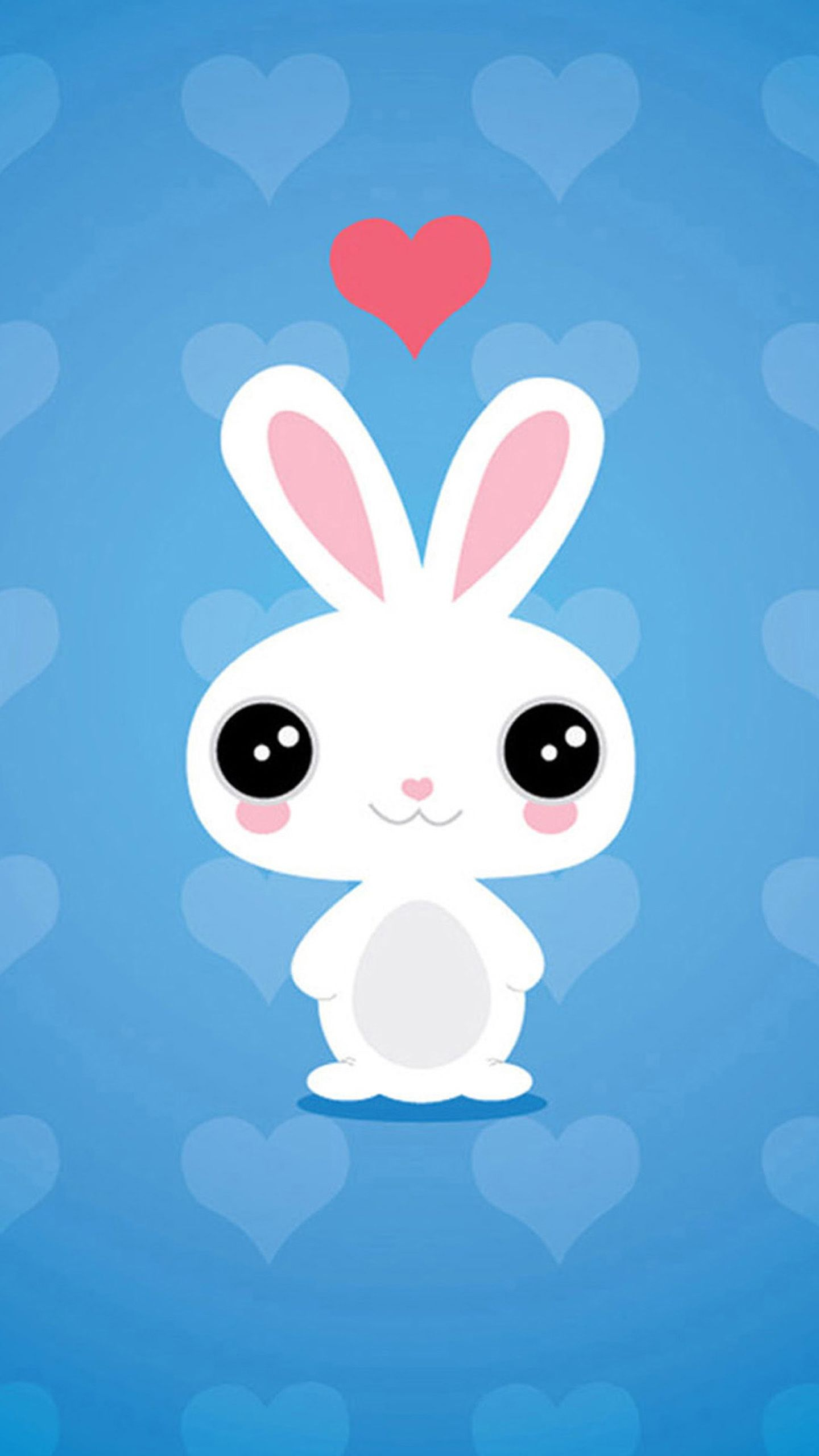 42 Best Free Cute Cartoon Bunny Wallpapers