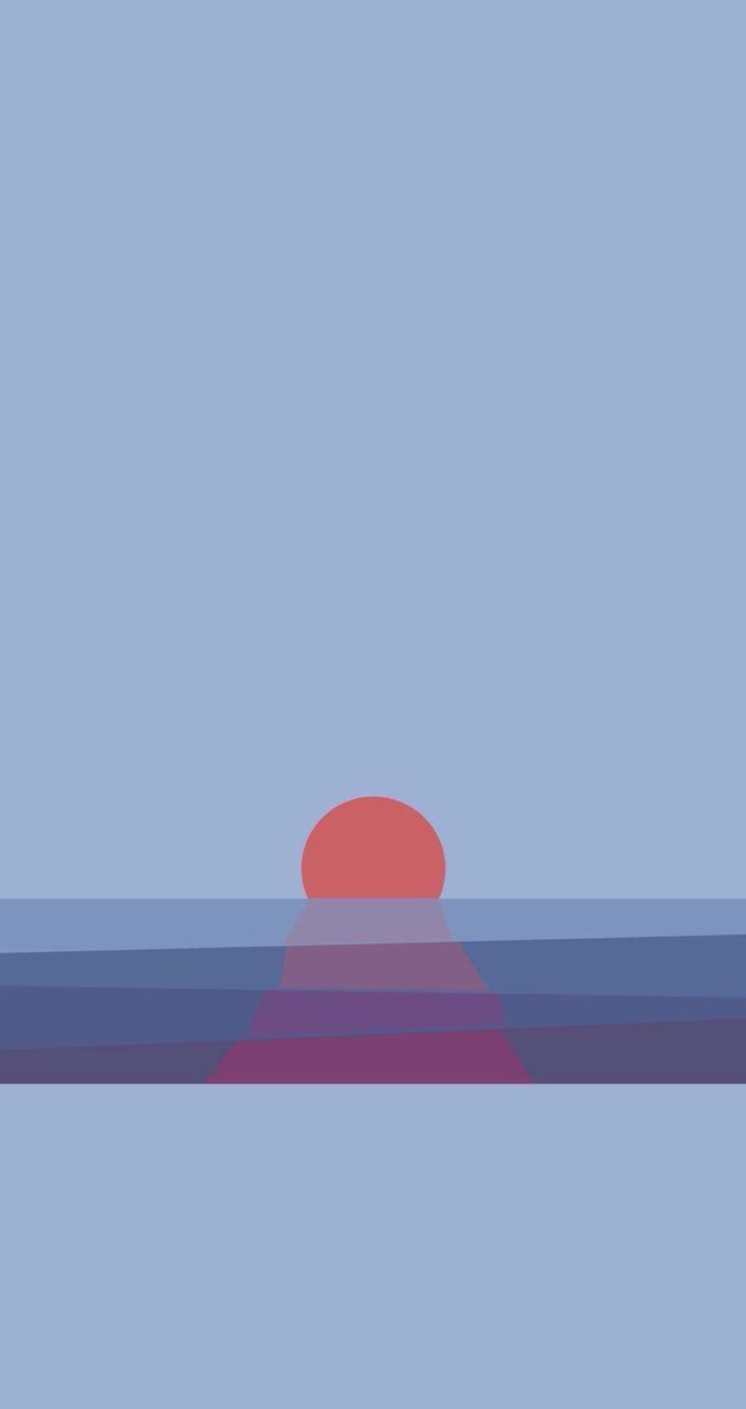 Minimalist Ocean Wallpapers - Top Free Minimalist Ocean ...