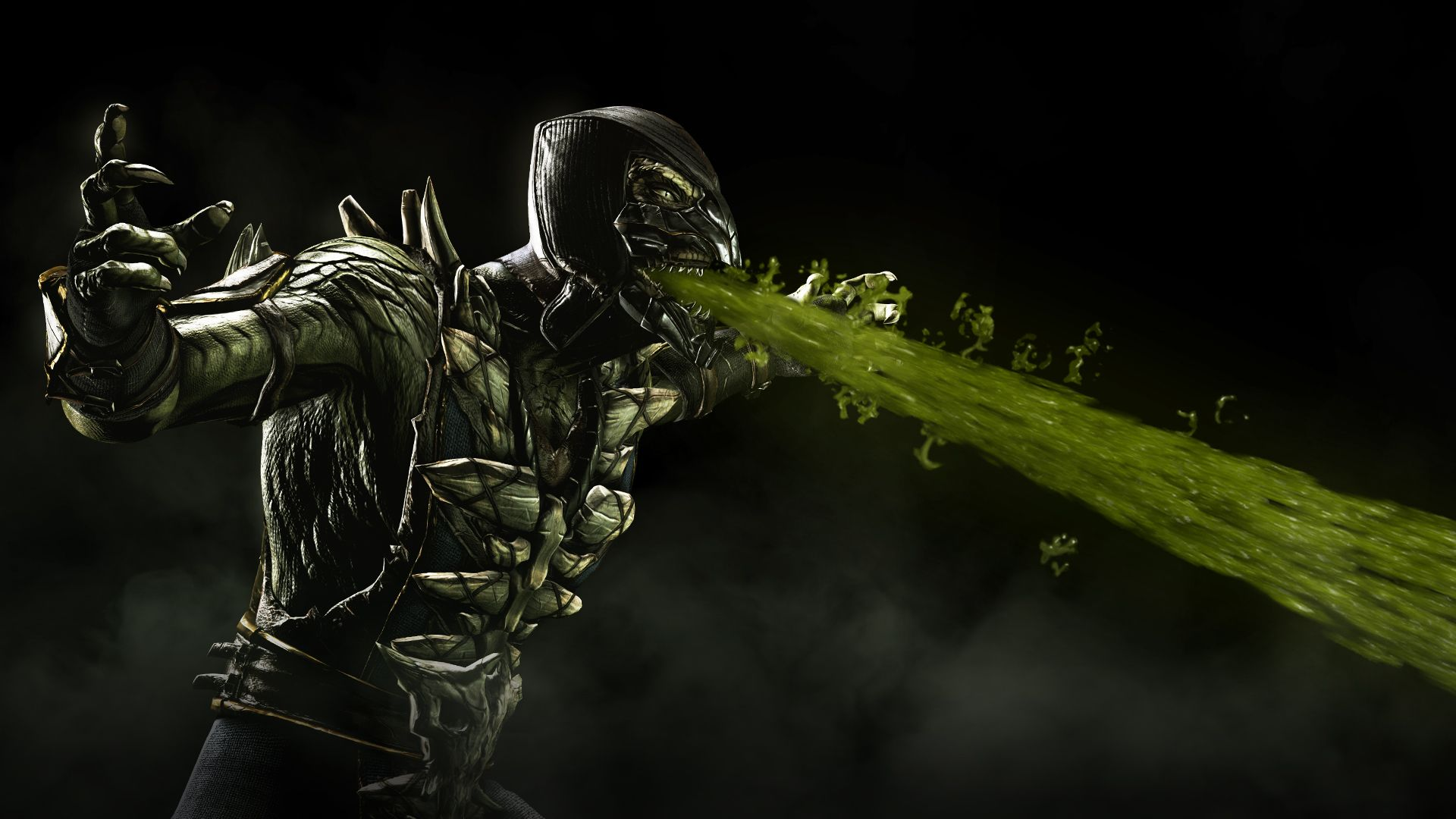 Mortal Kombat Reptile Wallpapers Top Free Mortal Kombat Reptile
