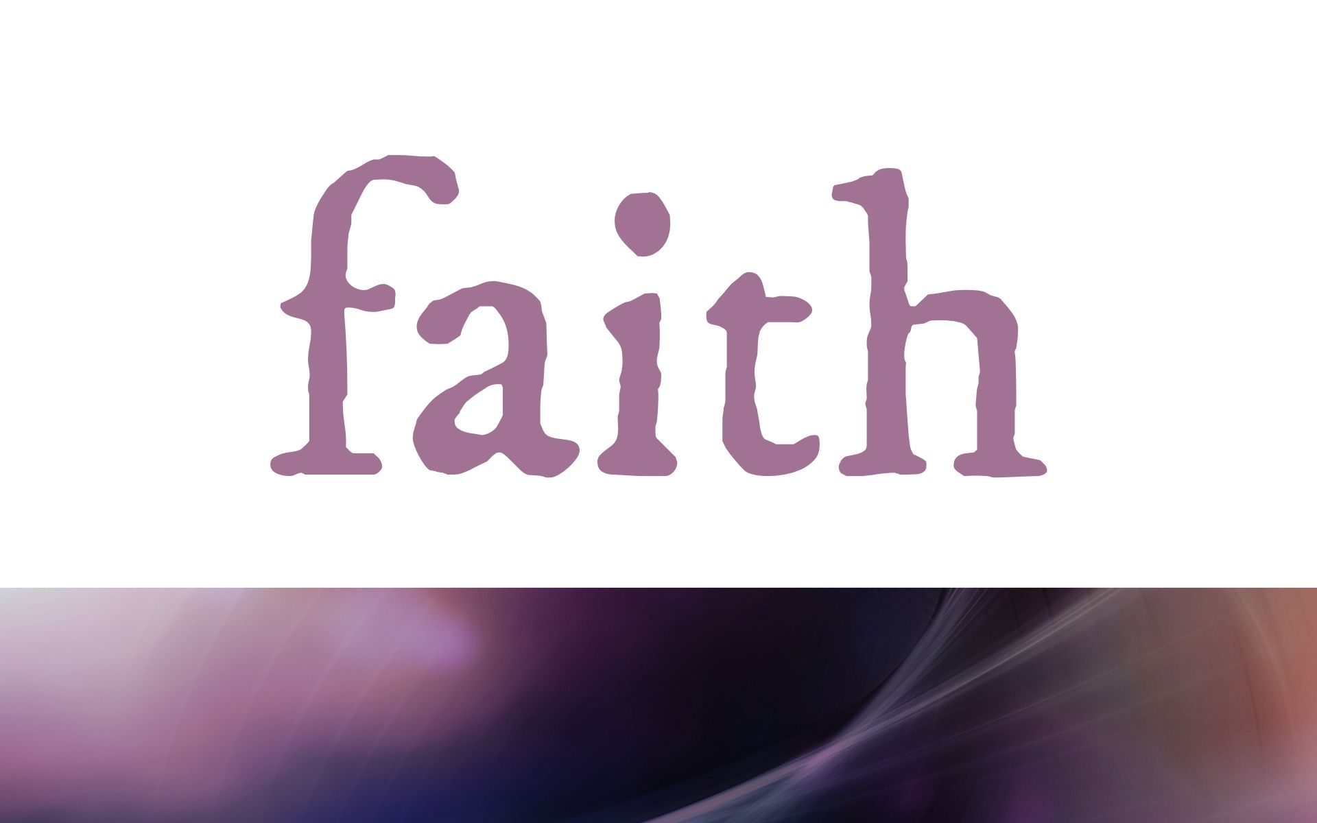 Faith Wallpapers - Top Free Faith Backgrounds ...