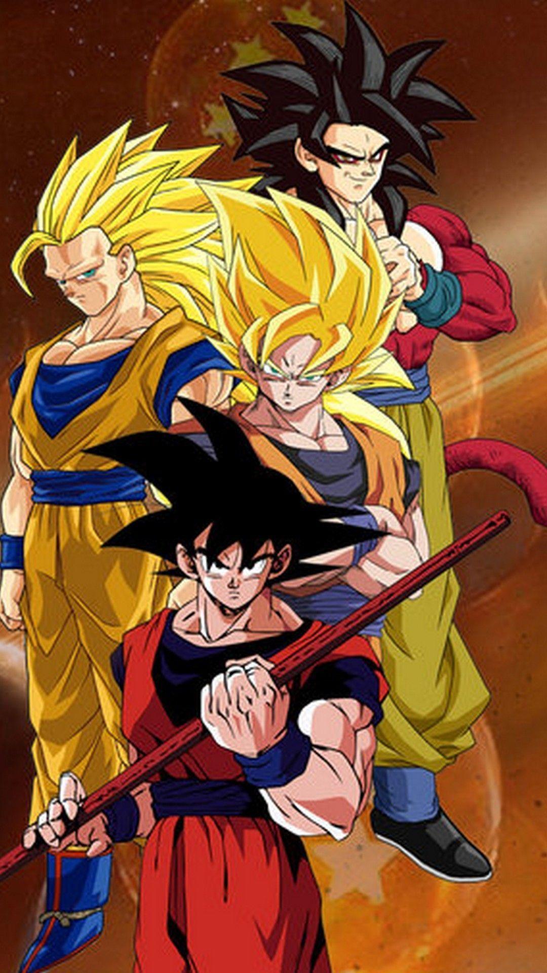 Goku Super Saiyan 4 Wallpapers Top Free Goku Super Saiyan