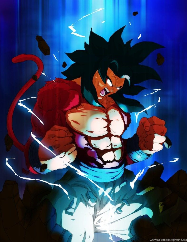 Goku Ssj4 Wallpapers Top Free Goku Ssj4 Backgrounds Wallpaperaccess
