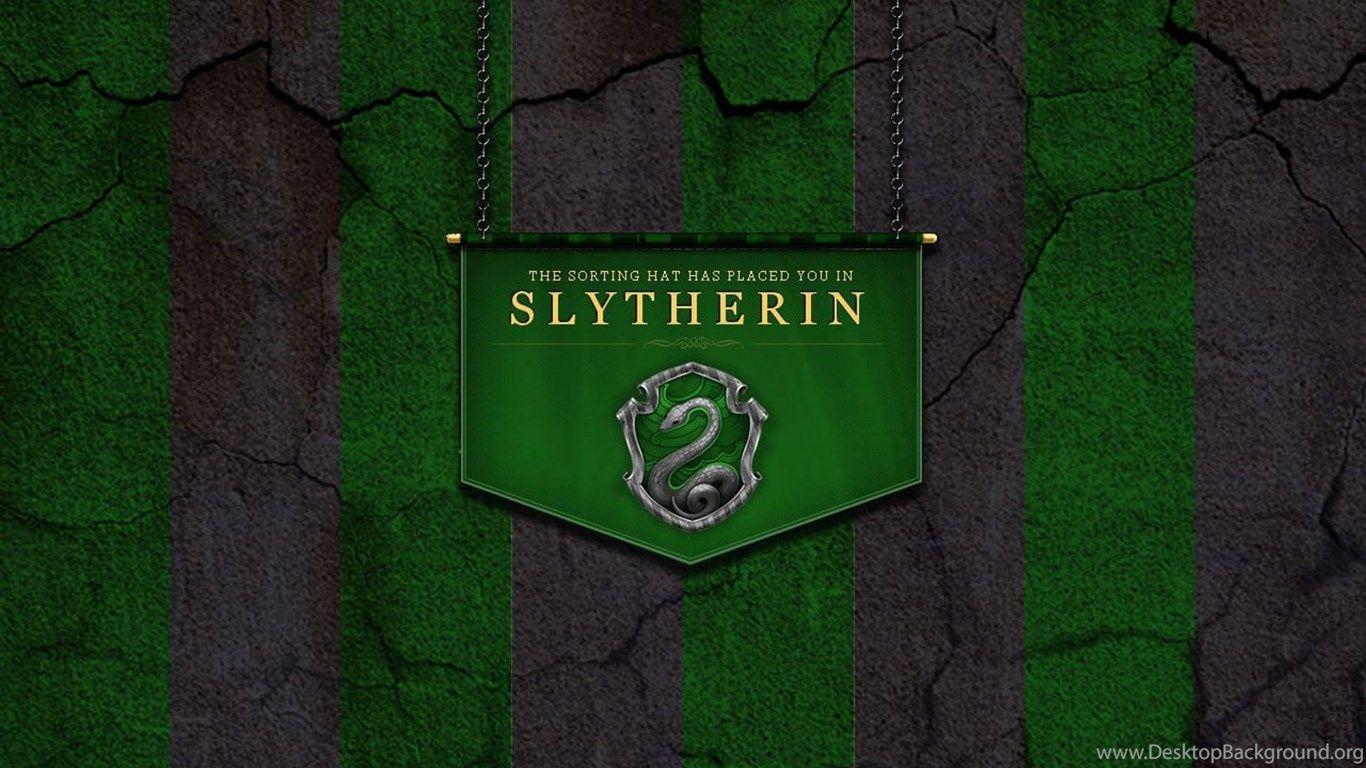 Slytherin Desktop Wallpapers Top Free Slytherin Desktop Backgrounds Wallpaperaccess