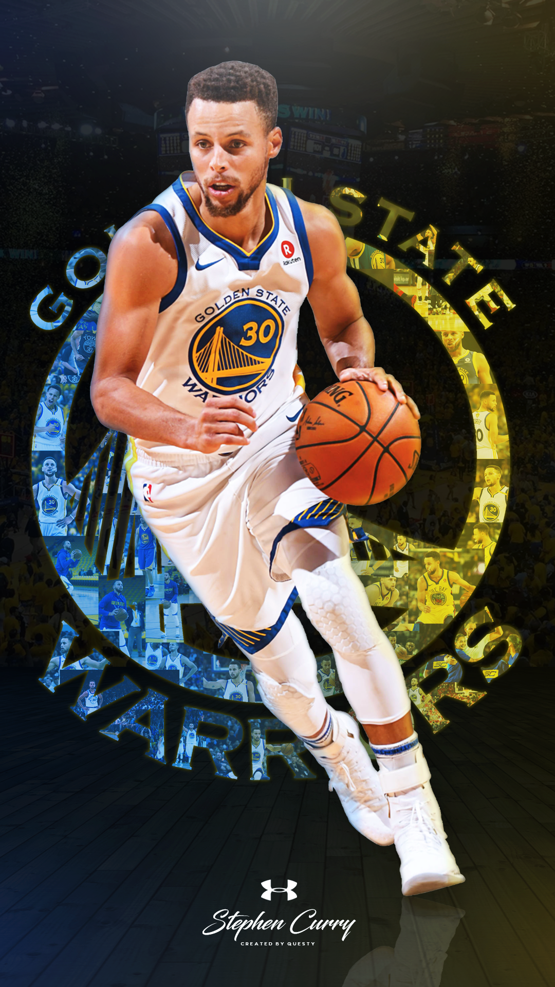 Stephen Curry Phone Wallpapers - Top Free Stephen Curry ...