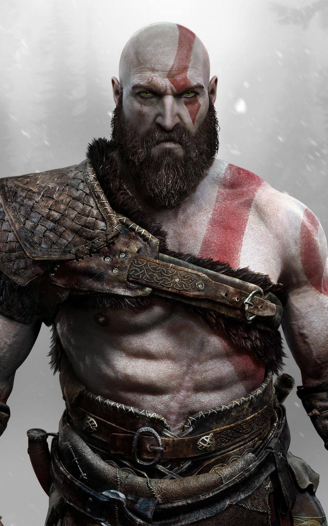 Kratos 4K Wallpapers - Top Free Kratos 4K Backgrounds ...