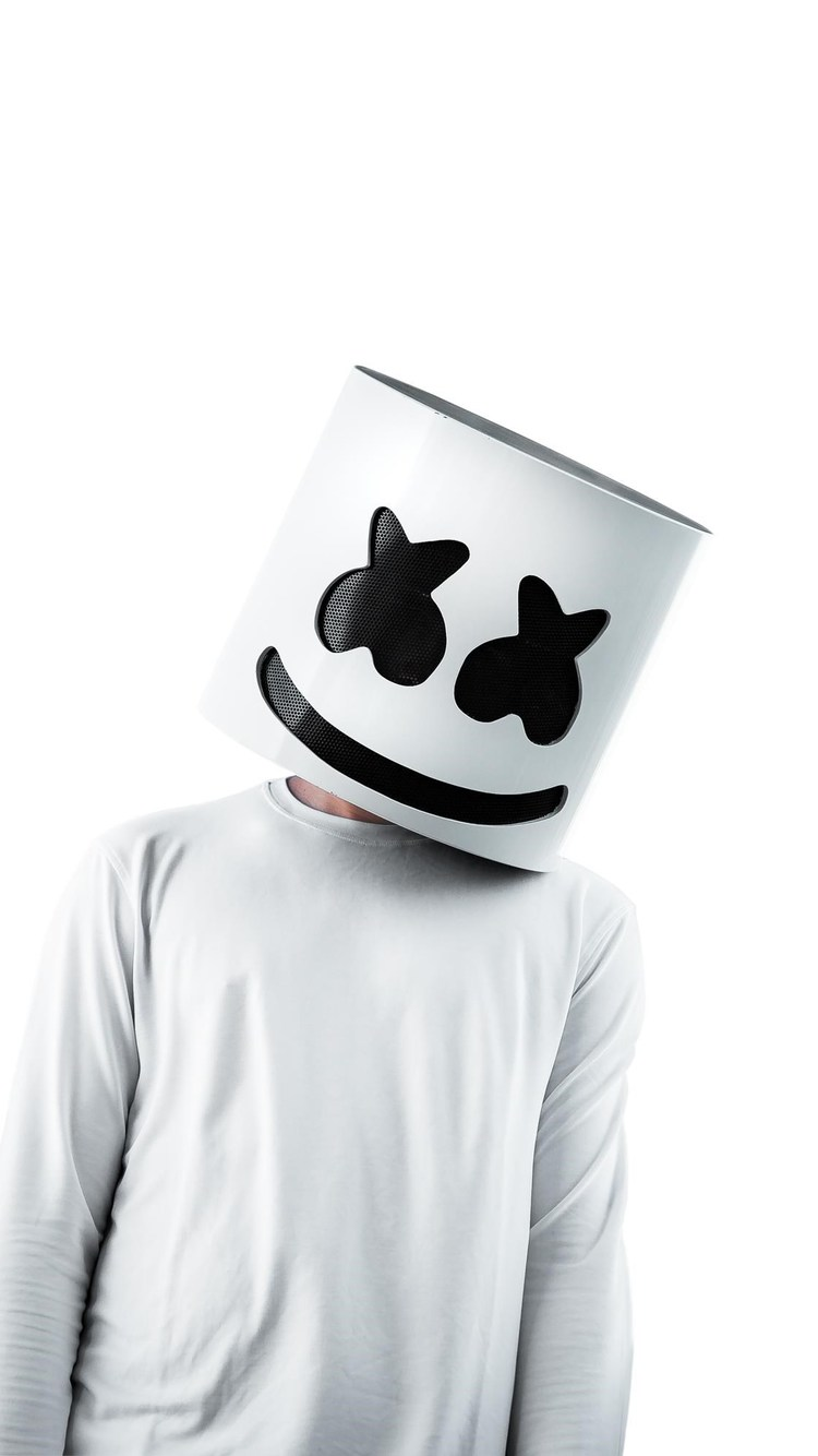 Marshmello Iphone Wallpapers Top Free Marshmello Iphone Backgrounds Wallpaperaccess