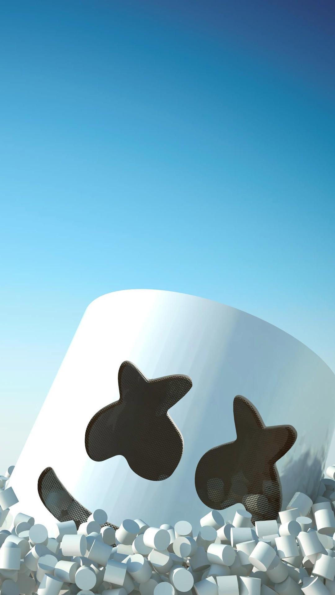 Hình nền 1080x1920 Marshmello Do - [1080x1920]