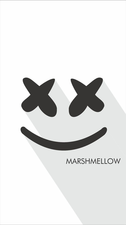736x1309 Marshmello hình nền