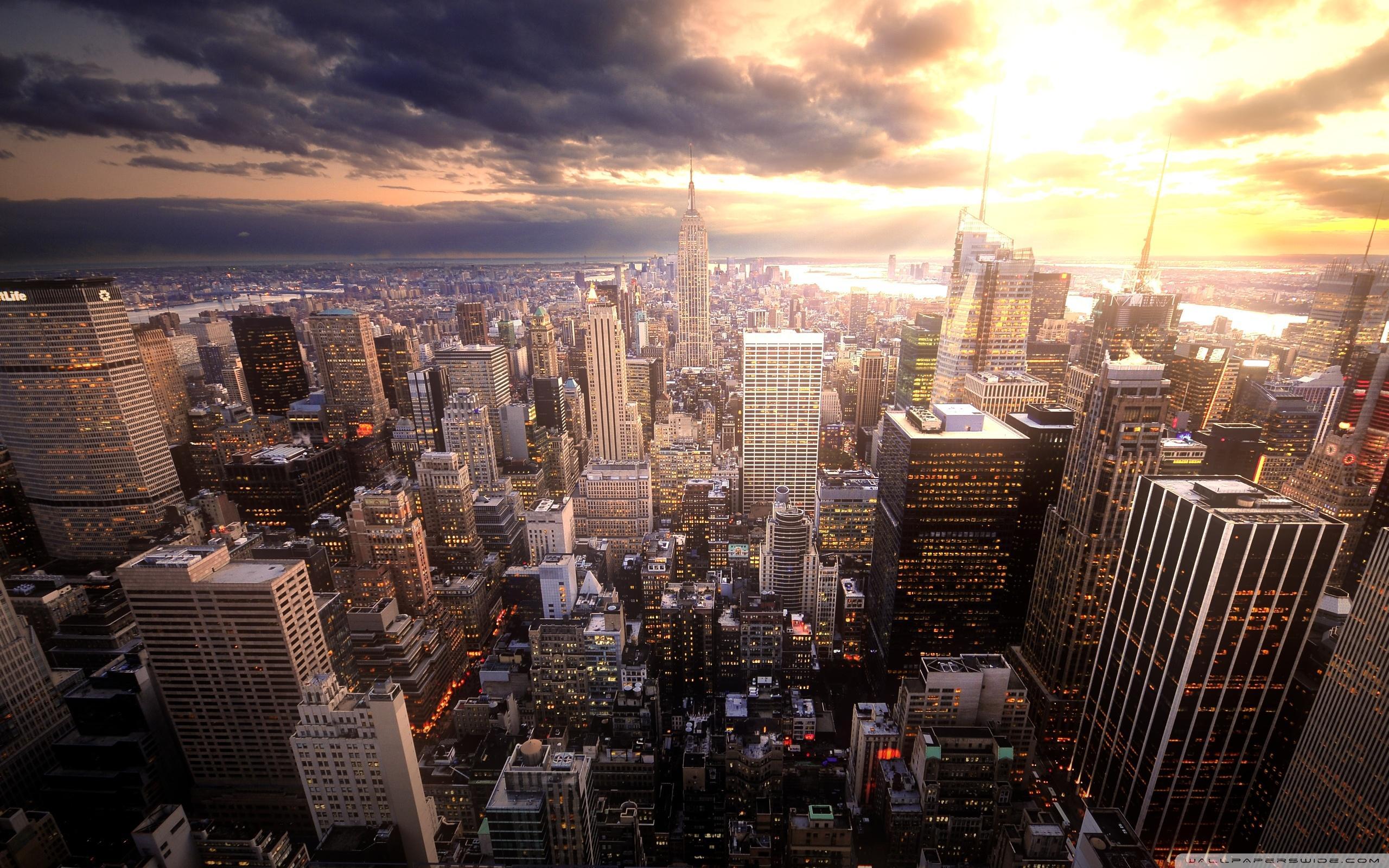 Manhattan Wallpapers Top Free Manhattan Backgrounds Wallpaperaccess