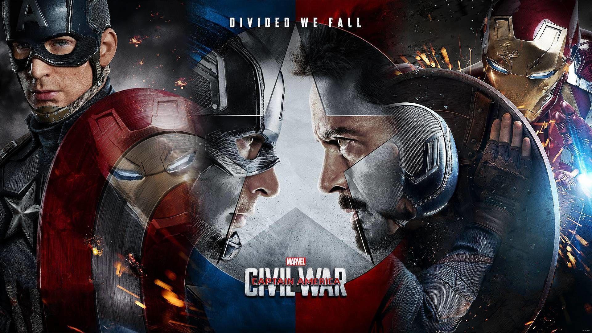 Captain America Civil America Wallpapers Top Free Captain America