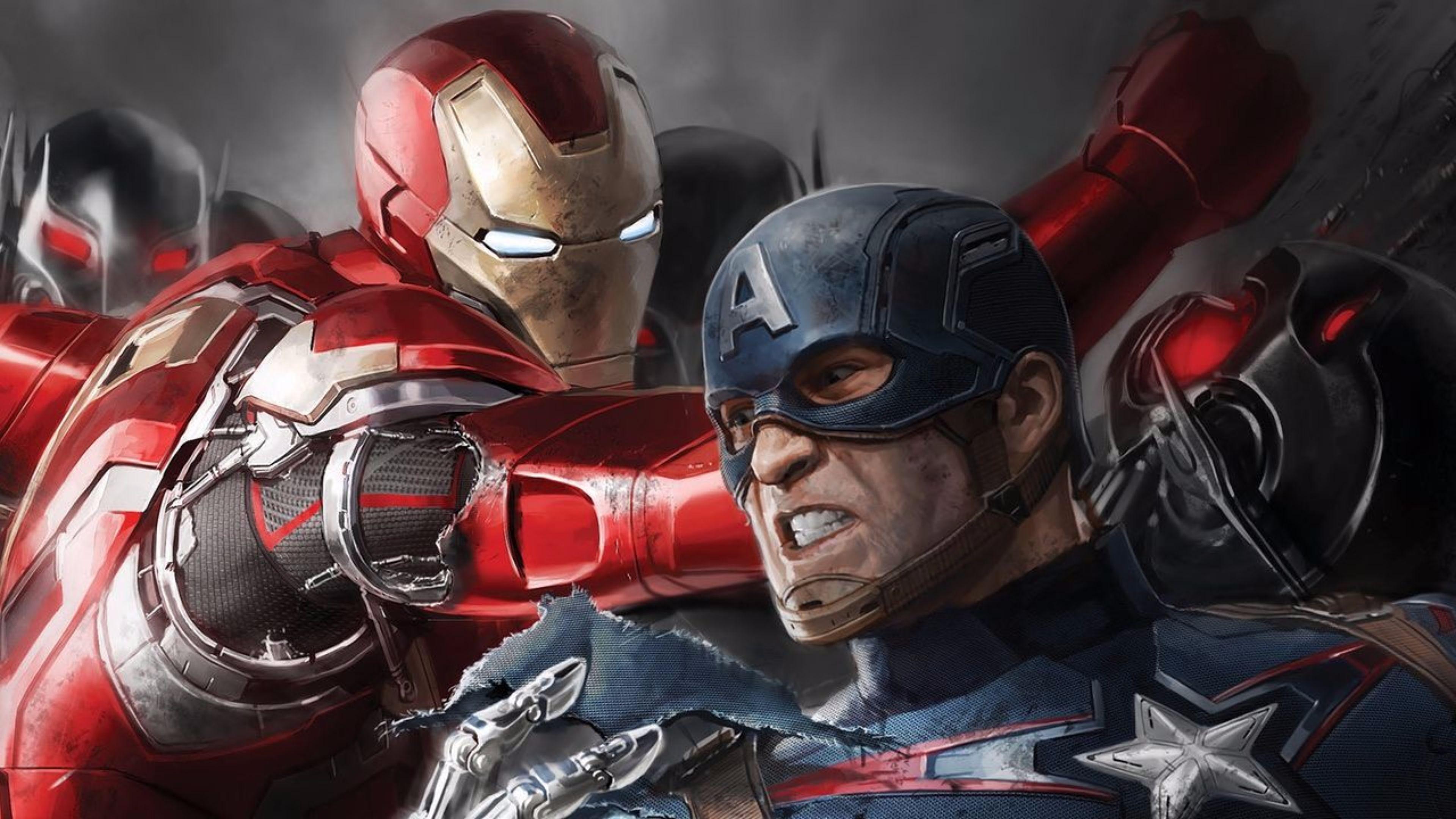 Captain America Civil America Wallpapers Top Free Captain