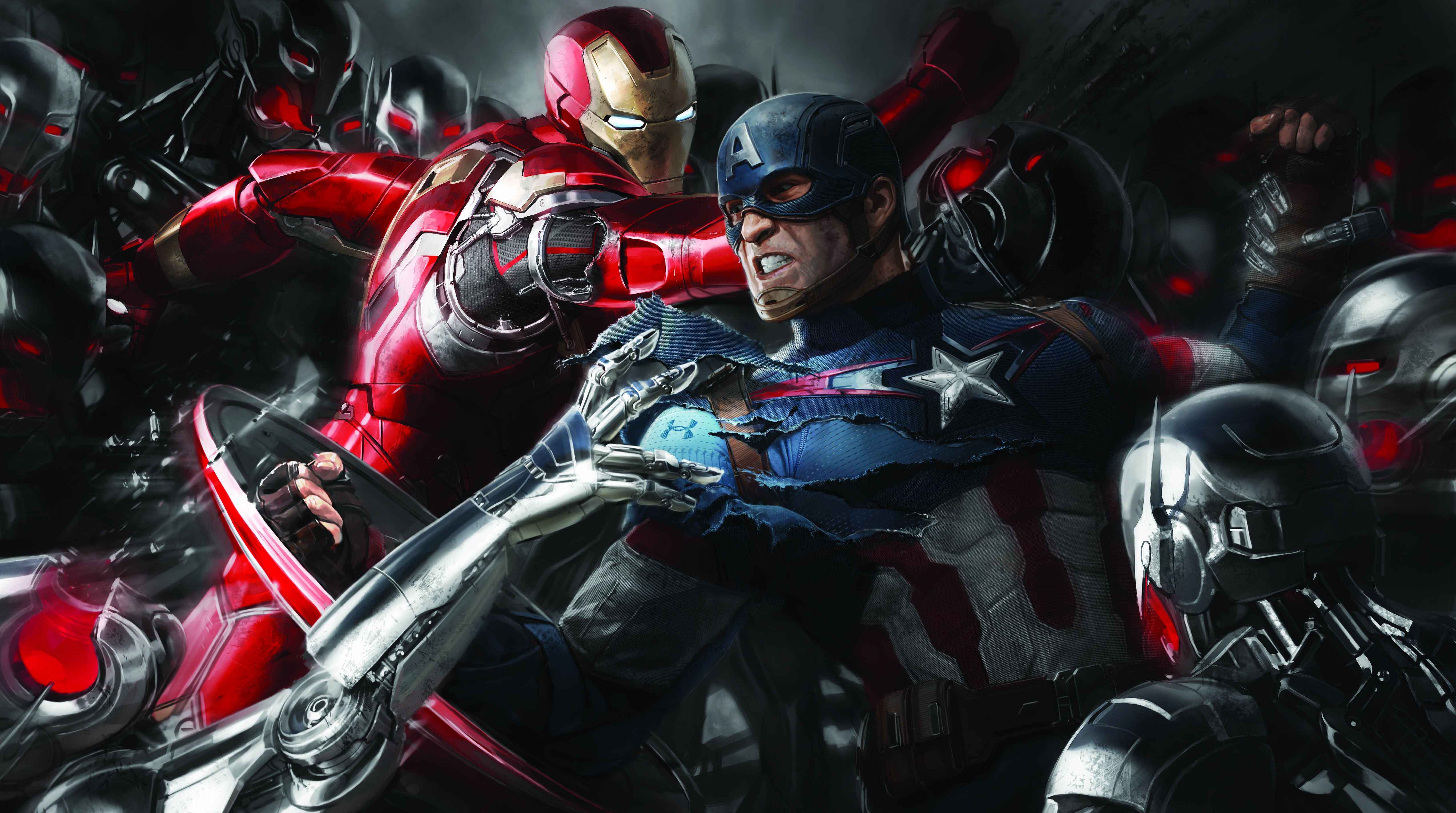 Iron Man 4K Wallpapers - Top Free Iron Man 4K Backgrounds