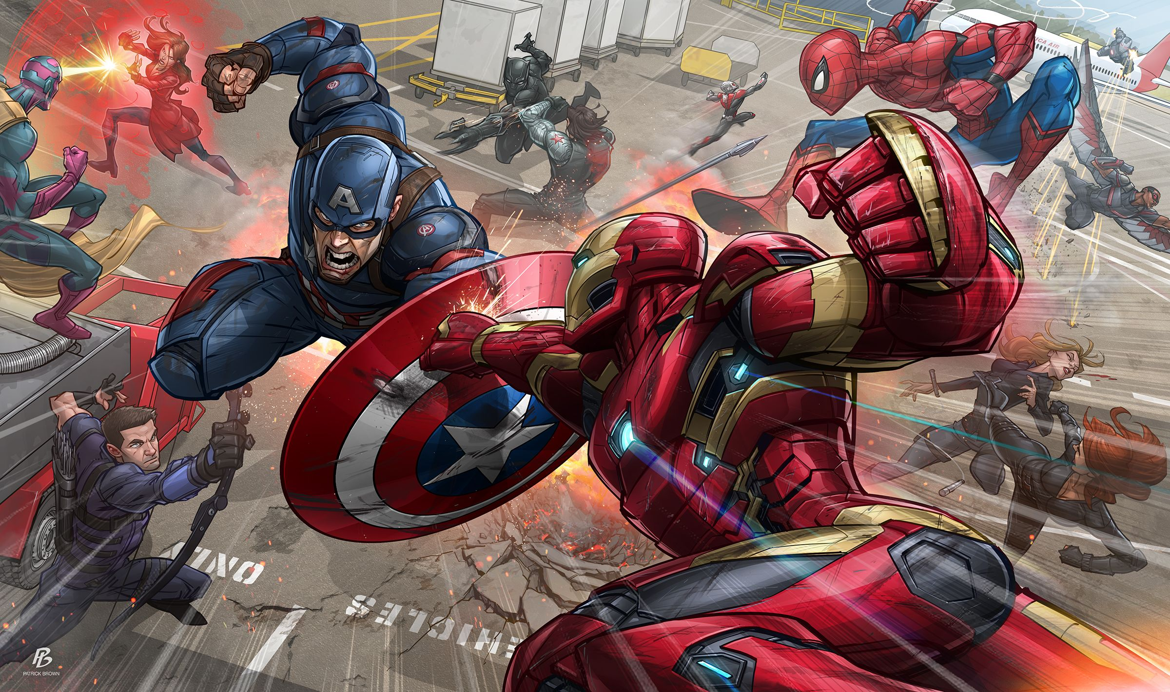 "2560x1600 Download Marvel Wallpaper 4JH | Verdewall"">"