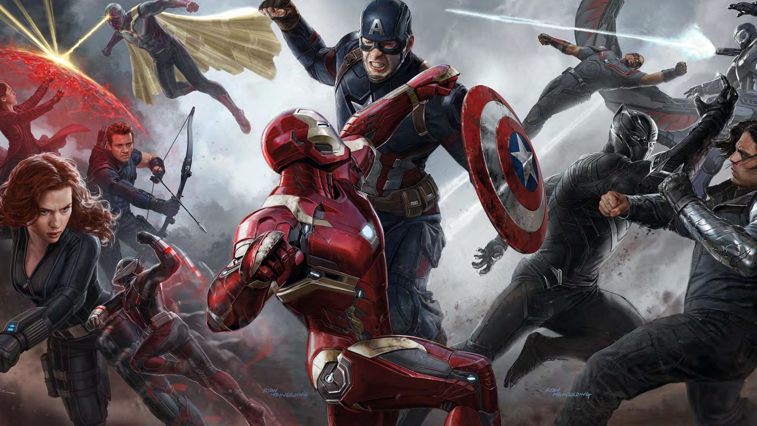 2560x1440 Marvel Wallpapers Top Free 2560x1440 Marvel Backgrounds Wallpaperaccess