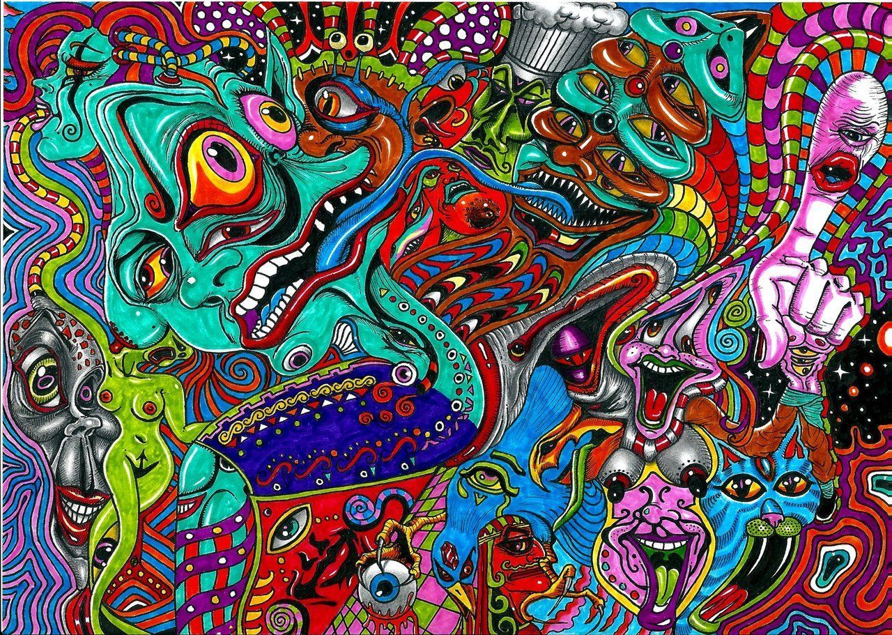 Lsd Trip Wallpapers Top Free Lsd Trip Backgrounds Wallpaperaccess