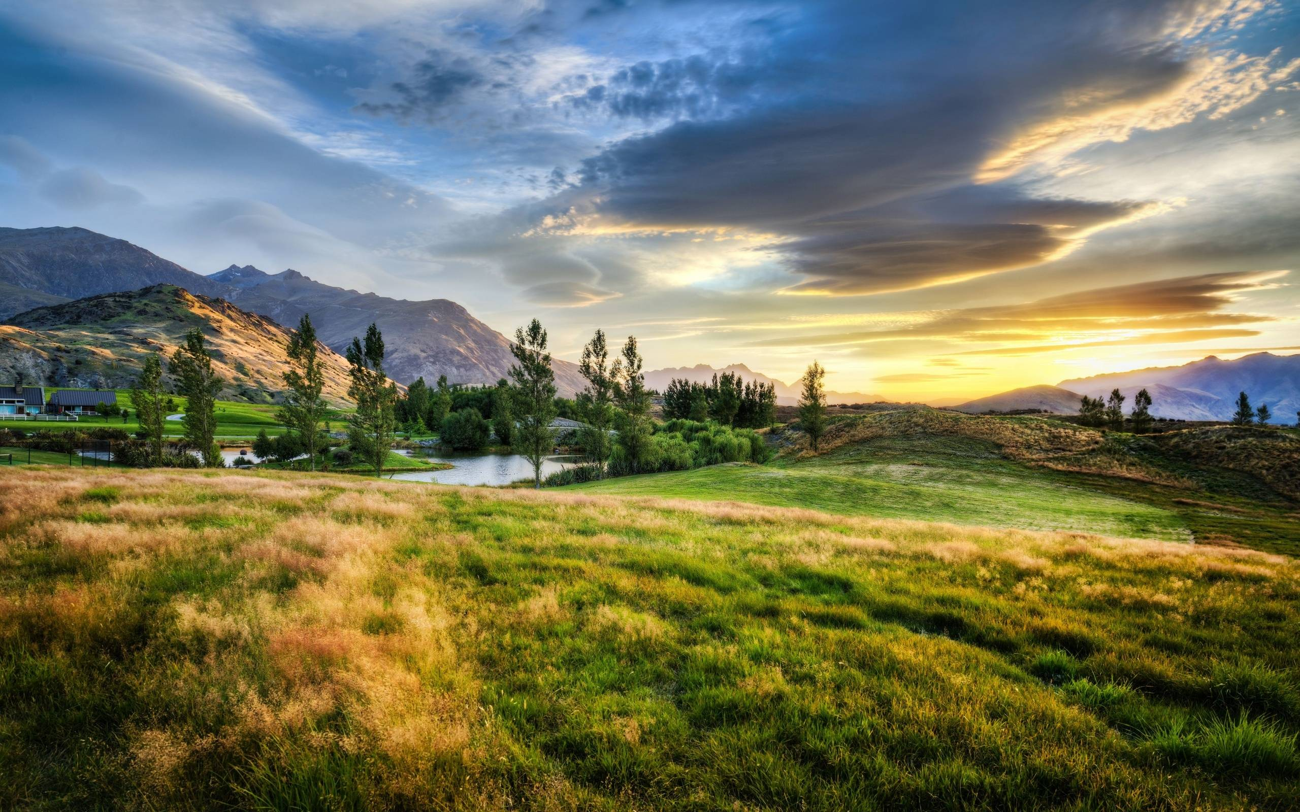 New Zealand Landscape Wallpapers Top Free New Zealand