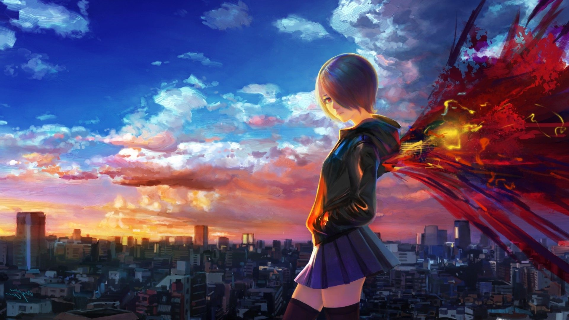 Touka Tokyo Ghoul Wallpapers Top Free Touka Tokyo Ghoul