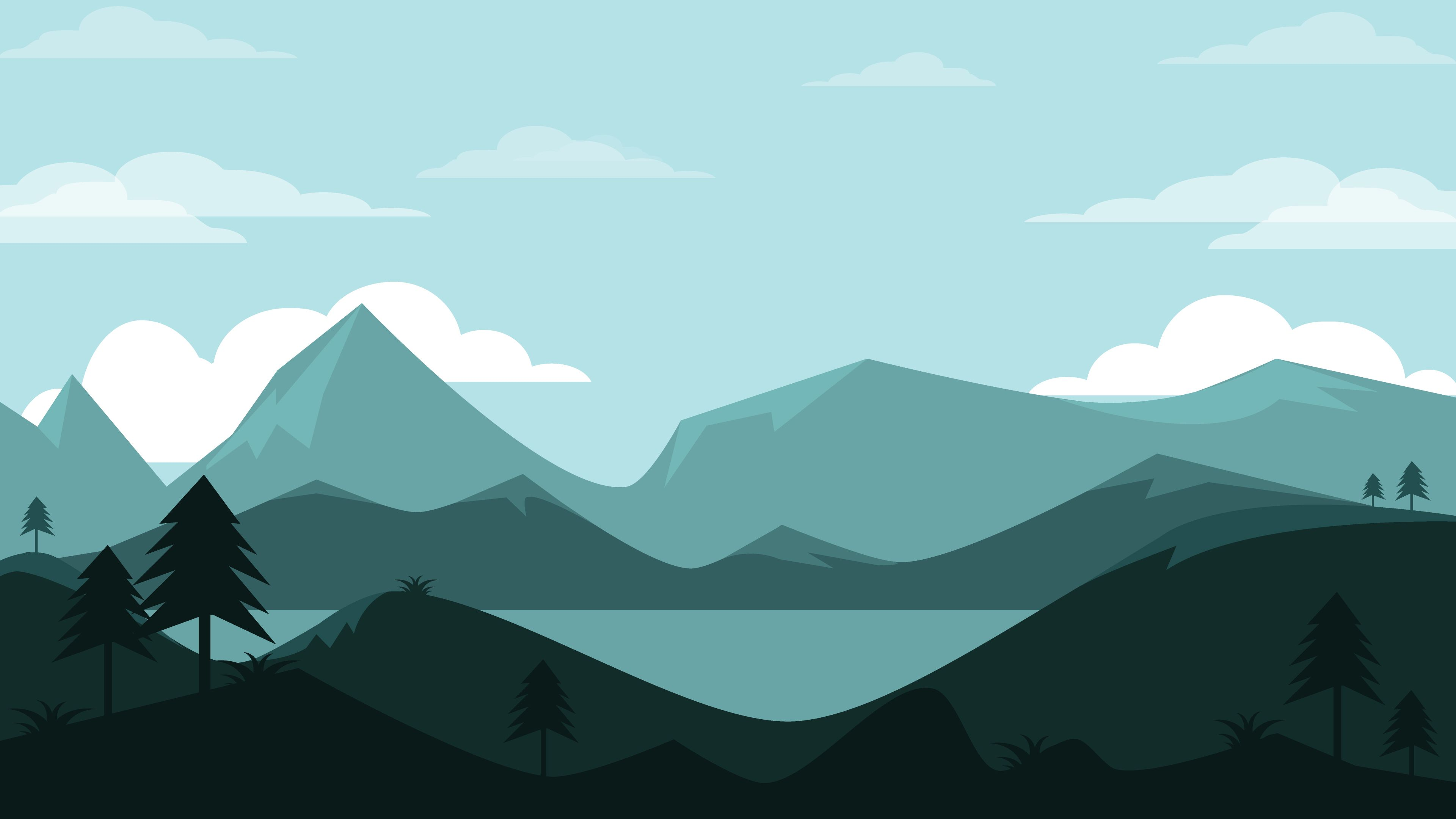 Top Free 4K Minimal Backgrounds