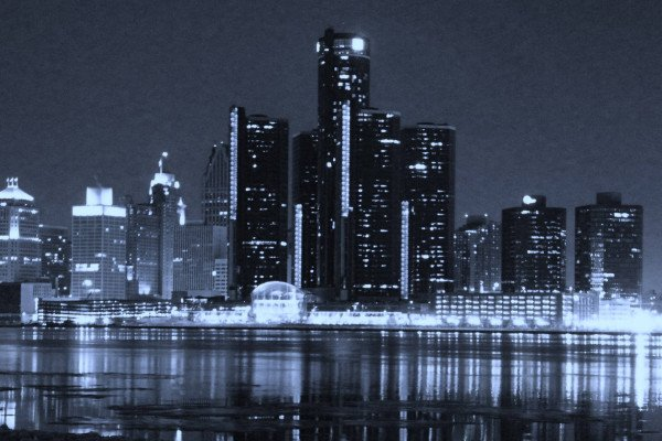 Detroit City Wallpaper
