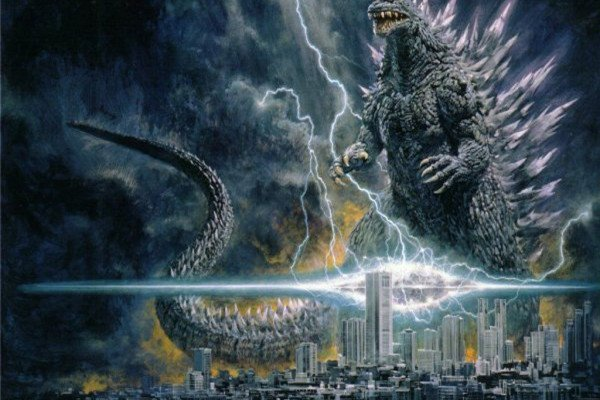 Godzilla HD Wallpaper